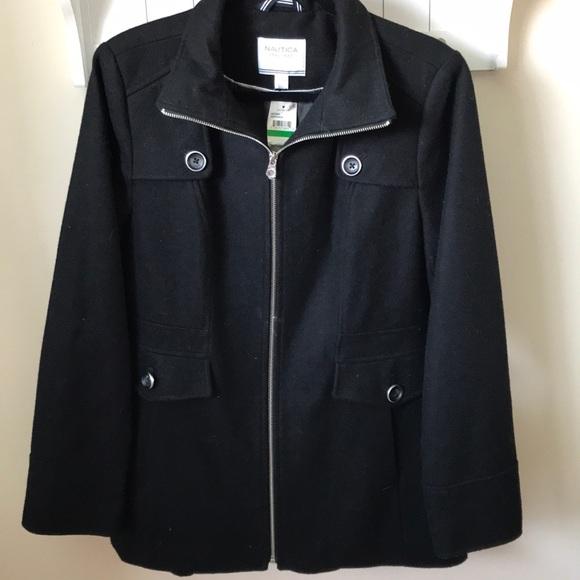 Nautica Jackets & Blazers - NWT woman's Nautica coat size large